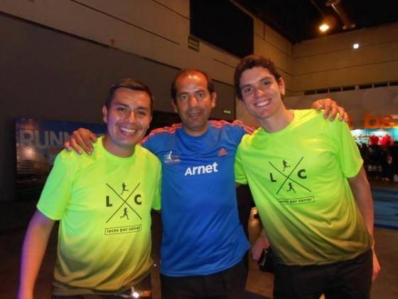 """Entrevista a Antonio Silio: """"Para correr hay que tener capacidad de sufrimiento""""."""