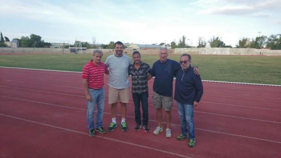 Encuentro de la FAM con Javier Castrilli