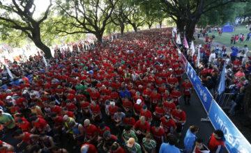 Se corrió la Carrera por la Educación UNICEF: fotos y resultados