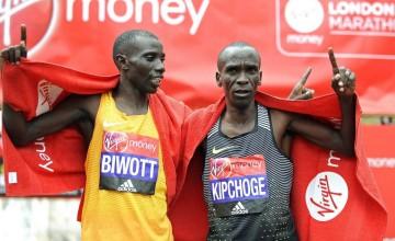 Los caballeros de la maratón: el equipo olímpico de Kenia