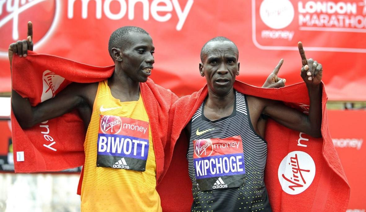 Eliud Kipchoge London Marathon resultados londres fotos locos por correr 03