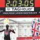 Eliud Kipchoge Londres 2016 Locos por correr