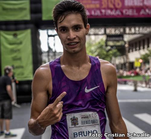Federico Bruno entrevista Locos por correr rio 20156