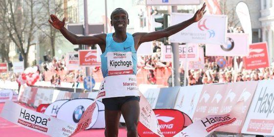 Confirmado: Kipchoge irá por el récord mundial en la Maratón de Berlín