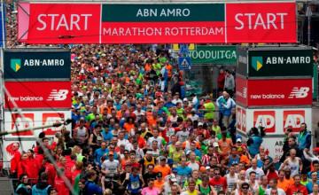 Maratón de Rotterdam, con sabor argentino