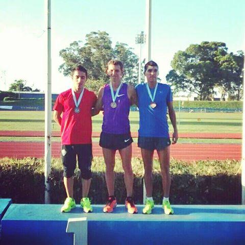 Luis Molina camepon 10000 metros Locos por correr entrevista
