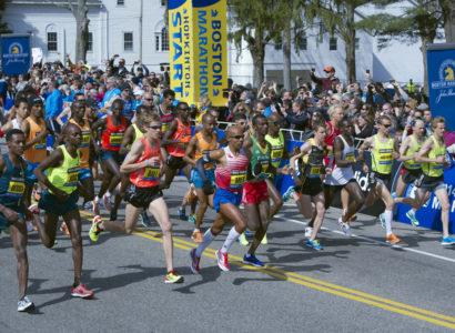 10 datos de la Maratón de Boston que deberías conocer