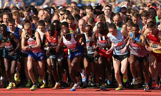 Maratón de Londres: la revancha