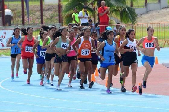 Atletismo envuelto en Sudamericanos, Metropolitanos y Nacionales