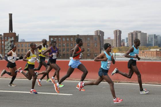 Maratón: enfrentando la barrera de las dos horas