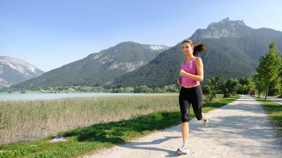 Correr mejora la densidad de los huesos