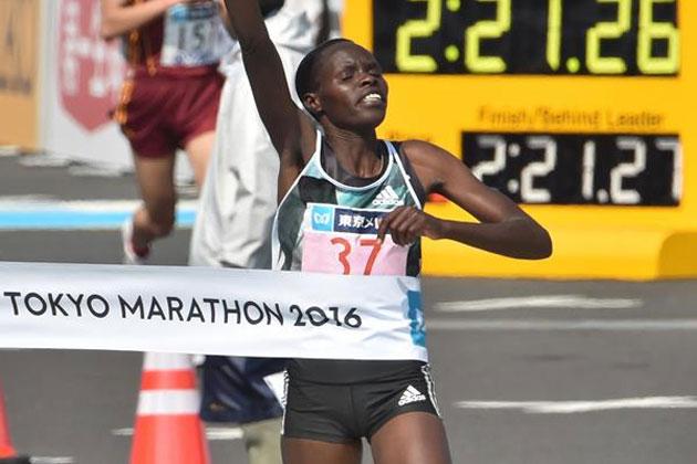 Helah Kiprop ganadora en Tokio 2016 a Rio, Juegos Olímpicos - Locos por correr
