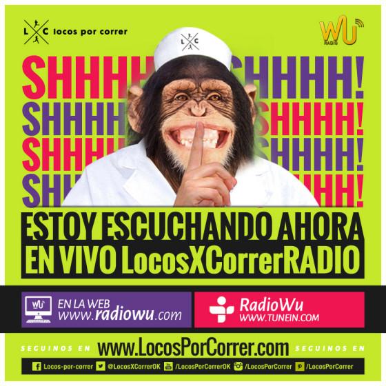 EN VIVO: Locos Por Correr Radio
