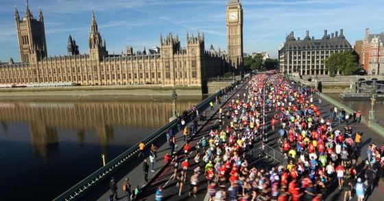 386.050 solicitudes para participar en el maratón de Londres 2018