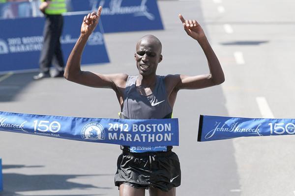 Wesley Korir - representante olímpico de Kenia - Locos por correr