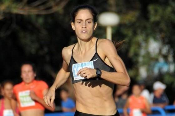 Carolina Lozano, el nuevo récord nacional y sudamericano