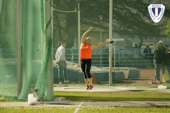 Atletismo Metropolitano en recuerdo a Bianchi Luti