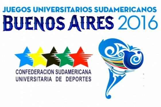Medallas de atletas de la Federación Atlética Metropolitana en los Juegos Universitarios Sudamericanos