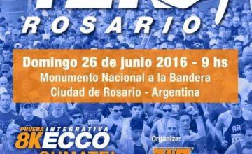 Rosario 42k: cuenta regresiva para la Maratón de la Bandera