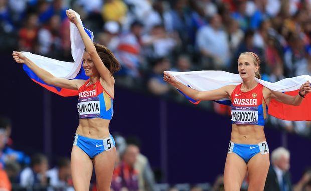 Atletas de Rusia suspendidos para los Juegos Olímpicos de Rio 2016 -  - COI  Locos por correr