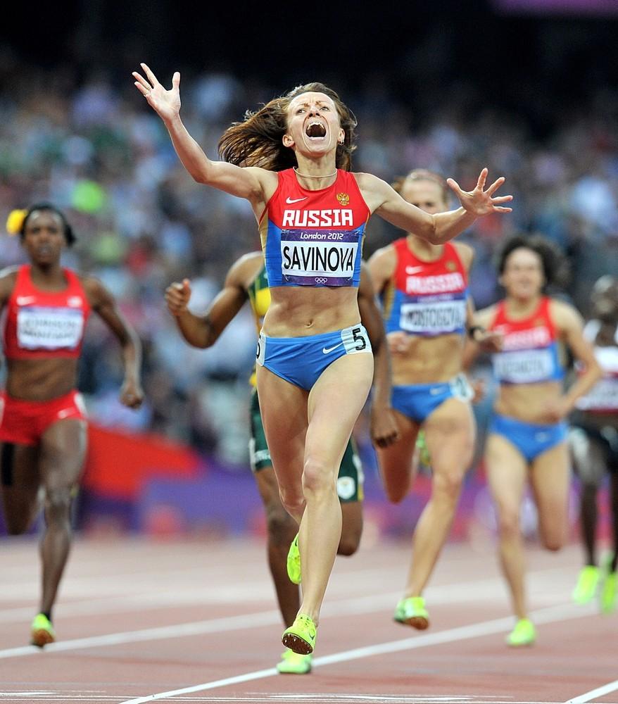Atletas de Rusia suspendidos para los Juegos Olímpicos de Rio 2016 -- Locos por correr