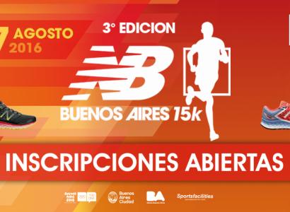 ENTREVISTA: los New Balance 15k vuelven con todo a Buenos Aires