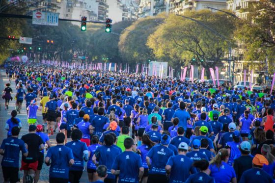 """Entrevista Luis Vinker: """"Creo que la Media Maratón de BsAs va a ser una de las mejores del mundo"""""""