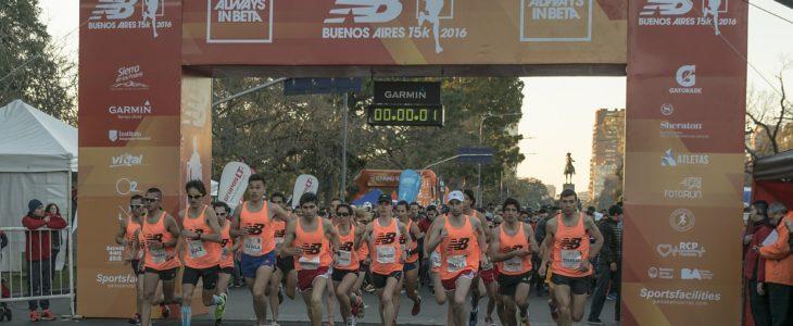 A cupo completo se corrieron los 15k de New Balance en Buenos Aires