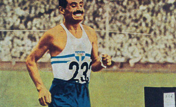A 35 años de la muerte de Delfo Cabrera, el homenaje