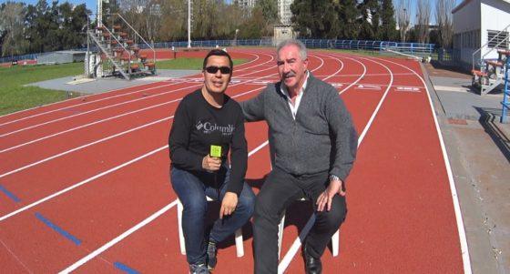 Entrevista al Director del CeNARD. Mirá cómo quedó la pista principal