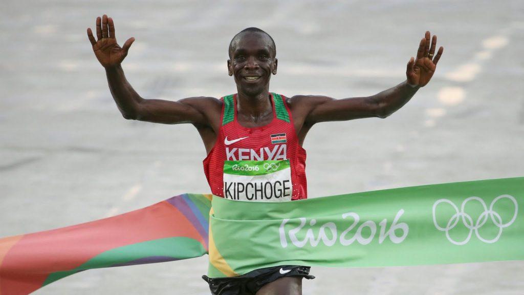 Final de la Maratón Olímpica Río 2016