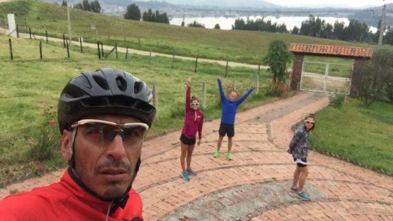 """Entrevista con Leo Malgor en Río (parte 2): """"a los corredores les mandaron shorts de ciclistas"""""""