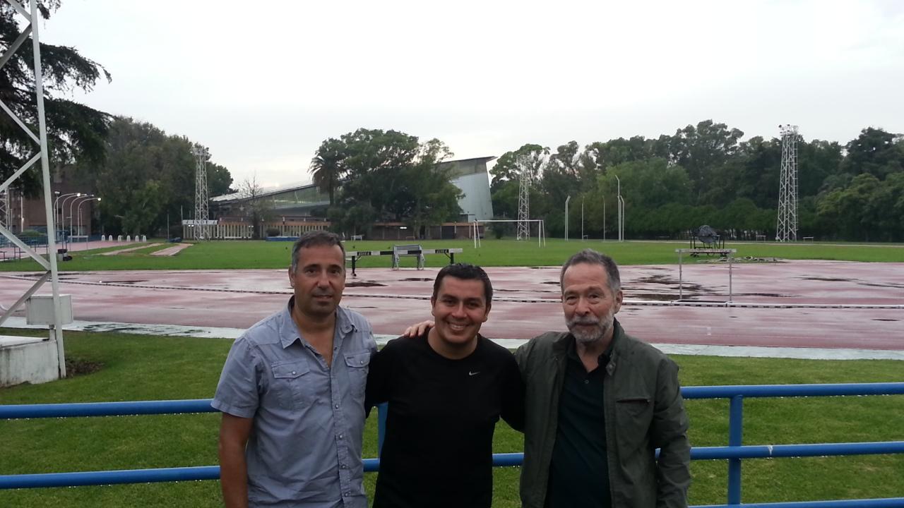 Locos por correr Julio Antista FAM Entrevista Locos por correr