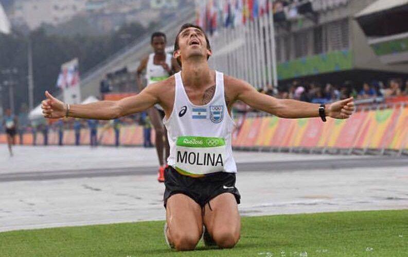 """Entrevista a Luis Molina: """"La maratón fue más increíble de lo que pensaba"""""""