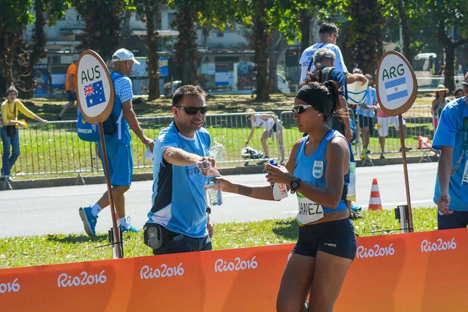 Viviana Chavez olimpica rio 2016maraton entrevista Locos Por Correr 6