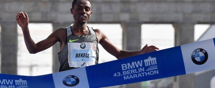 Kenenisa Bekele gana la maratón de Berlín con la segunda mejor marca de la historia
