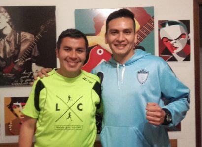 Entrevista – Marcos Córdoba, entrenador de atletismo en el Barrio 1-11-14