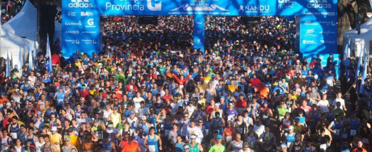 Maratón de Buenos Aires 2016: una vez más con récord de inscriptos