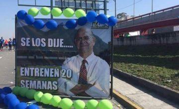 """Contacto Global México – """"Es atrevido que digan que para 2017 van a romper el récord de las dos horas"""""""
