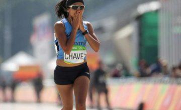 """Entrevista Viviana Chávez: """"En San Silvestre voy a correr con la gente"""""""