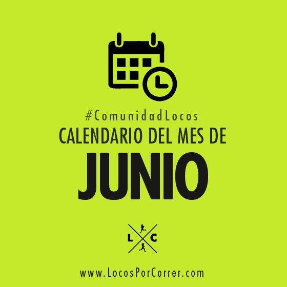 Carreras Junio 2019