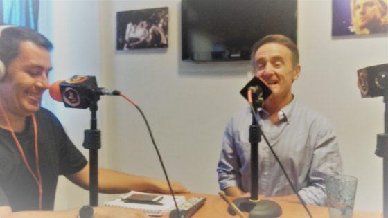 "Entrevista a Cristian Gorbea – ""Escapar de la muerte corriendo"""