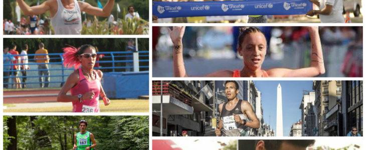 Guia para seguirlos: 10 elites argentinos que correrán este fin de semana