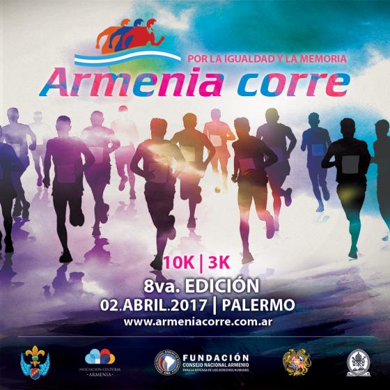 """Falta menos de un mes para """"Armenia Corre"""""""