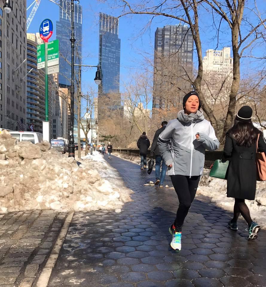 Florencia Borrelli Half New York 01 Locos Por Correr 02