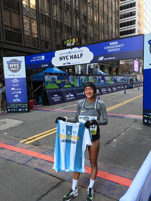Florencia Borrelli Half New York 01 Locos Por Correr 03