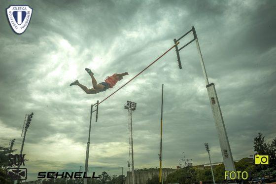 Grand Prix Sudamericano de atletismo en el CeNARD: horarios del domingo