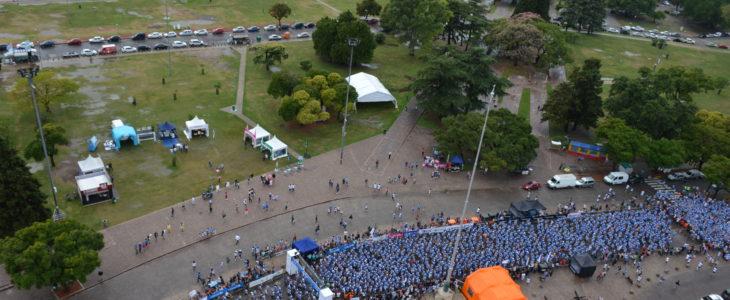 Carrera UNICEF por la Educación Rosario: participaron 4 mil personas