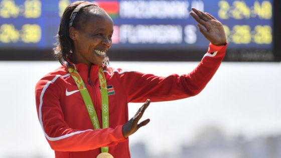 Escándalo: doping positivo para la campeona olímpica de maratón en Rio 2016