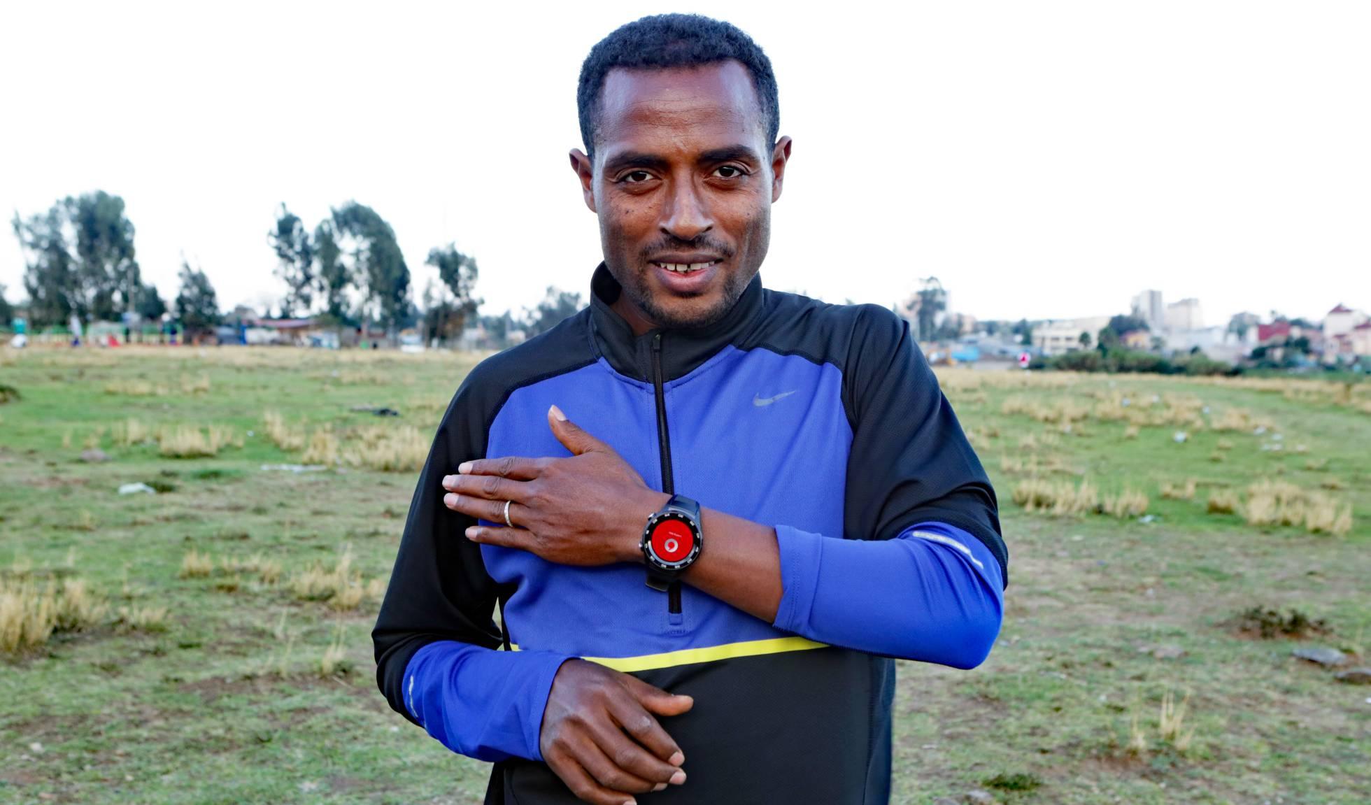 Kenenisa Bekele maraton Londres 2017 London marathon récord Locos Por Correr 01